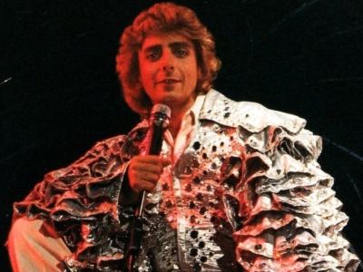 Barry Manilow in the 1980s