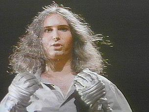 Jim Steinman in this still image taken from the Bad For Good promo video