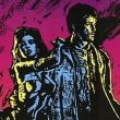 detail from Streets Of Fire album cover