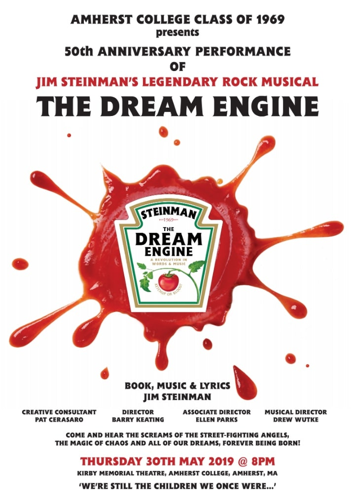 poster for The Dream Engine 2019