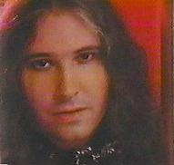 Jim Steinman : still taken from Dance In My Pants music video. Jim faces forward.