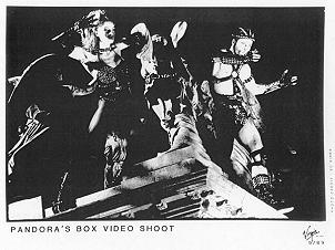 Pandora's Box Video Still